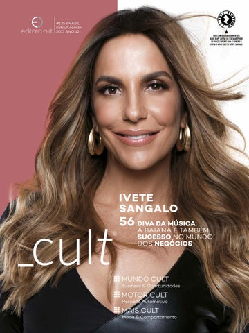 CULT 135  Ivete Sangalo by Revista Cult - issuu 38d8c97fda