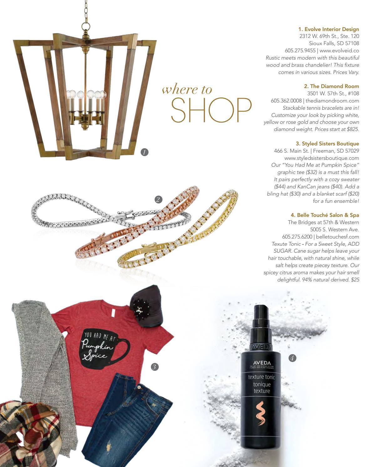 Sioux Falls Woman Magazine October November 2017 By Sioux Falls Woman Llc Issuu