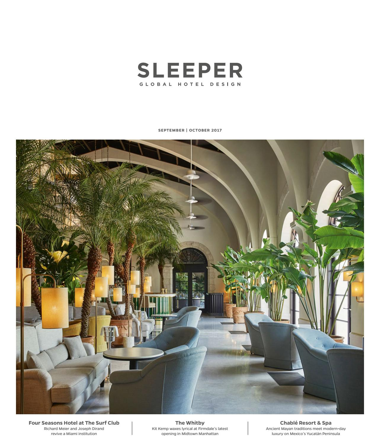Sleeper SeptemberOctober 2017 Issue 74 by Mondiale Media