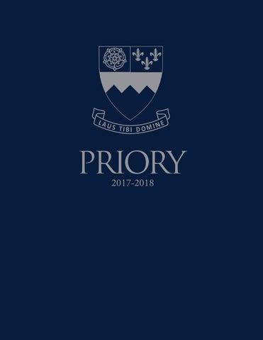 Priory Viewbook 2017-2018 by Saint Louis Priory School - issuu