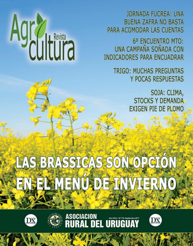ARU 179 Agricultura by Duplex Comunicación - issuu