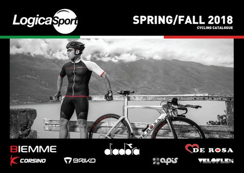 Logica Sport Spring Fall 2018 Cycling Catalogue by Logica Sport - issuu 1db7916a9