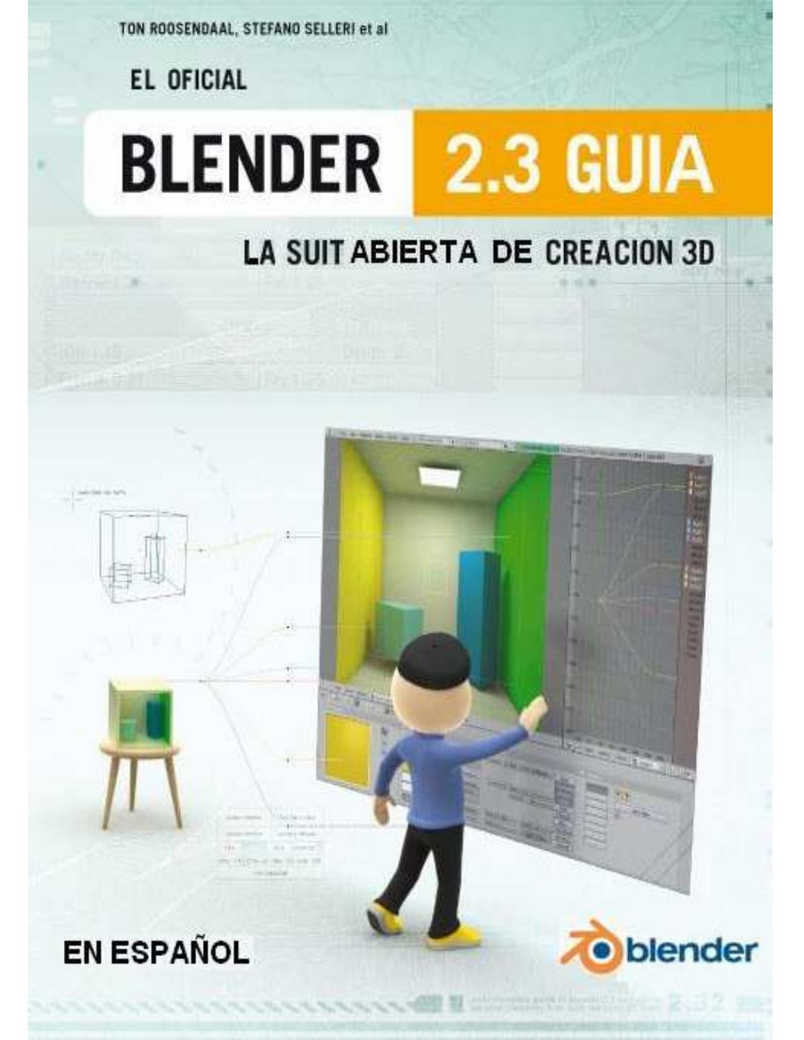 Manual de blender by José Antonio Castañeda - issuu