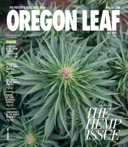 Oregon Leaf — Oct  2017