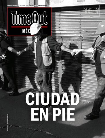 Time Out Mxico Octubre 2017 By Time Out Mxico Issuu