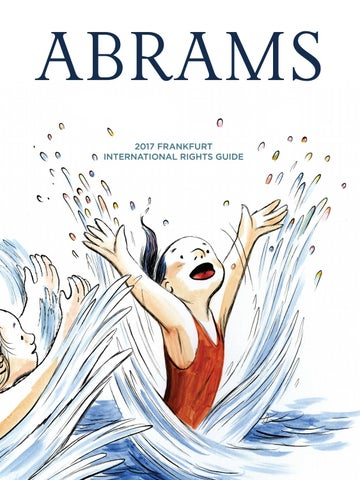 2017 Abrams Kids International Rights Guide By ABRAMS