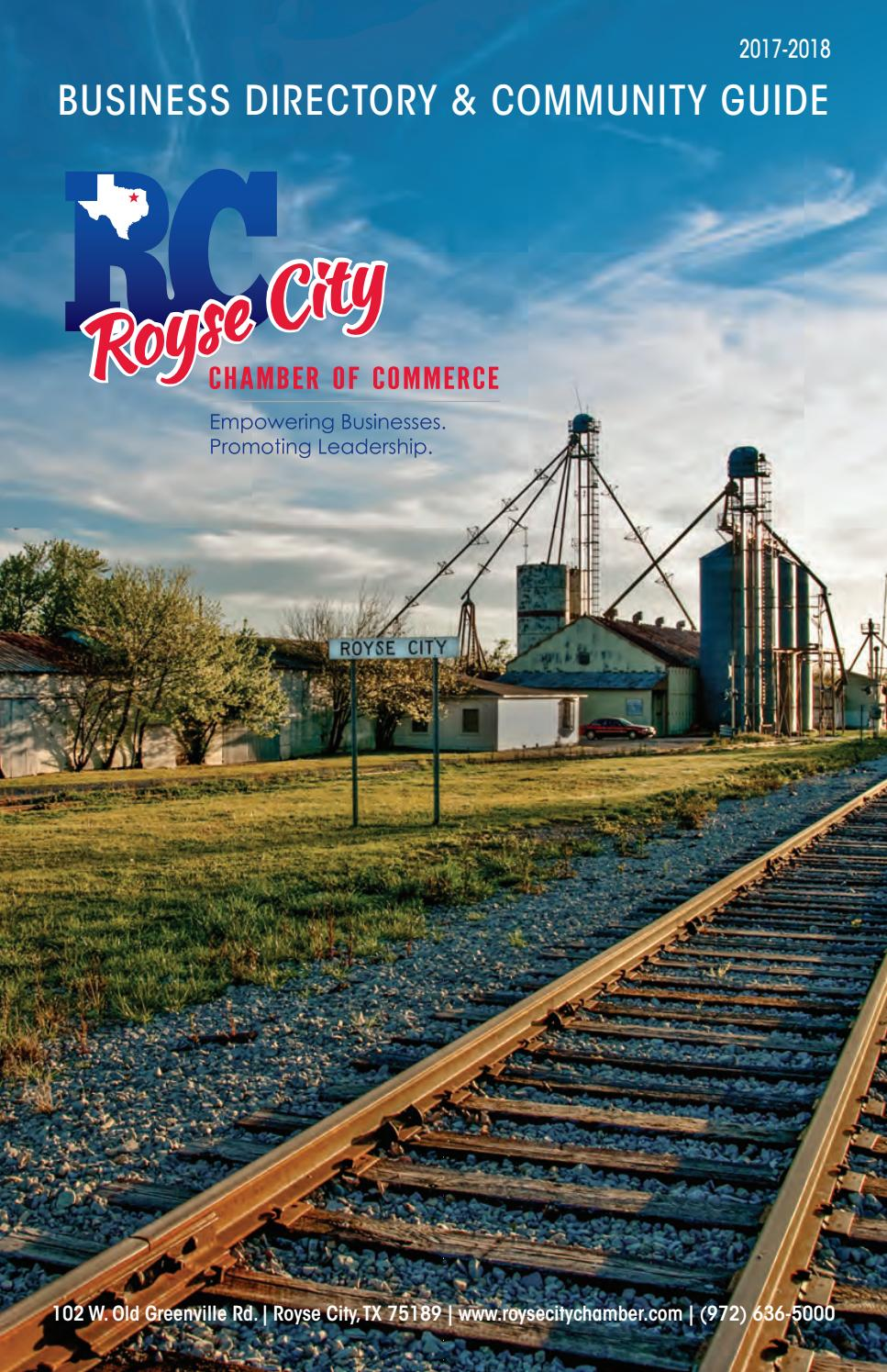 Royse City Tx Community Guide 2018 By Town Square