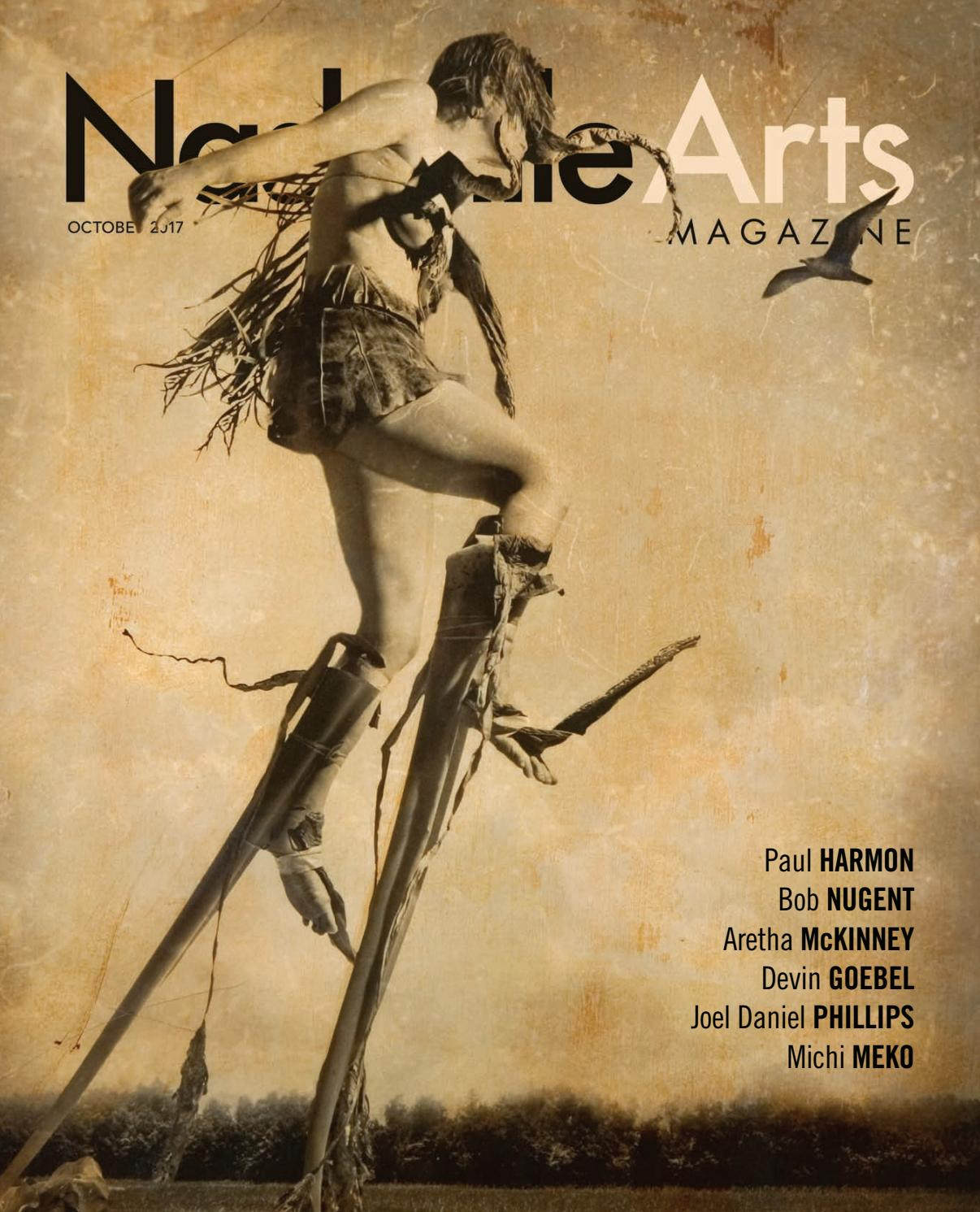 54b903ee8eb2 Nashville Arts Magazine - October 2017 by Nashville Arts Magazine - issuu