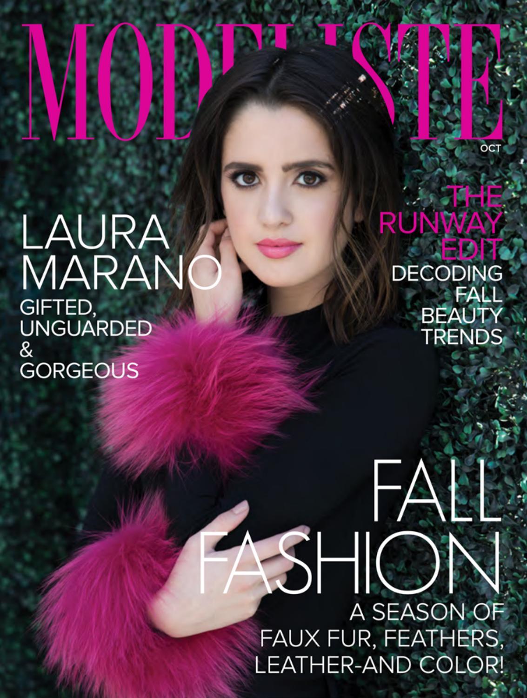 Modeliste Magazine With Laura Marano By Modeliste Magazine