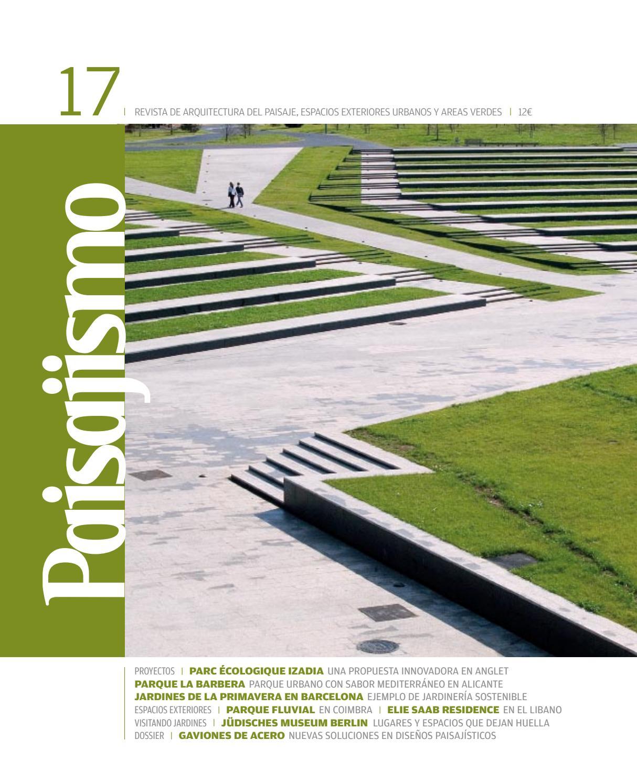 gaviones decorativos para el jard n y jardiner a Paisajismo by Cesar Quequejana - issuu