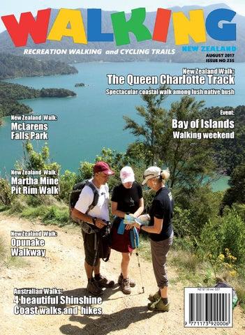 db28e66766f0d 235 august 2017 ebook by Walking New Zealand Ltd - issuu