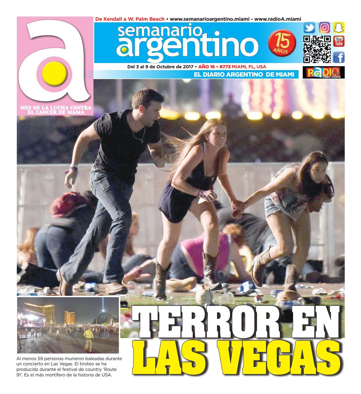 Semanario Argentino #773 - 3 al 9 de Octubre de 2017 by Semanario ...