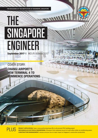 The singapore engineer september 2017 by the singapore engineer issuu the magazine of the institution of engineers singapore malvernweather Image collections