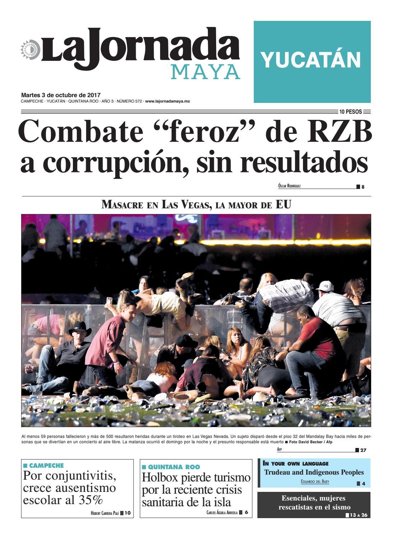 d4c6aeb29a9 La Jornada Maya · 3 de octubre