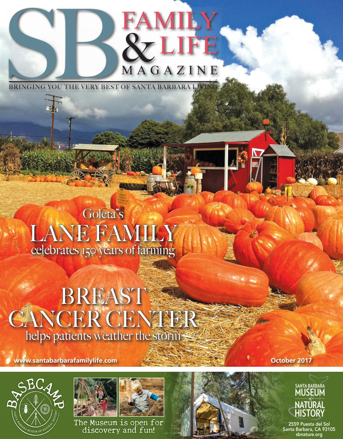 santa barbara family & life magazine october 2017santa ynez
