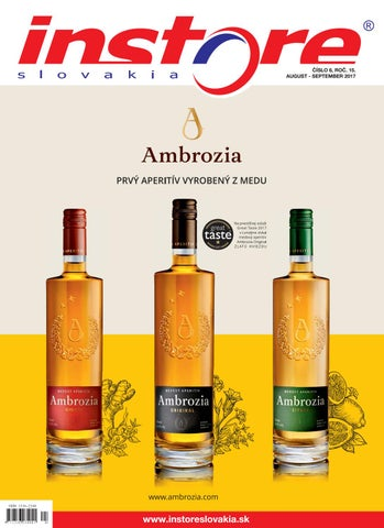 6944cc879 In store slovakia august-september 2017 by IN STORE Slovakia - issuu