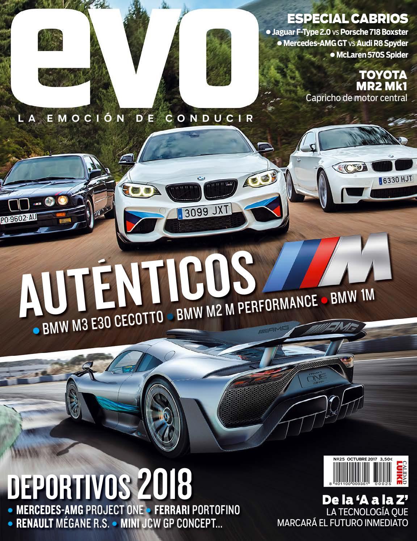 EVO - España Nº 025. Octubre 2017 by LIDER - issuu