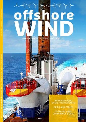 Offshore Wind Magazine 4 2017 By Navingo Bv Issuu