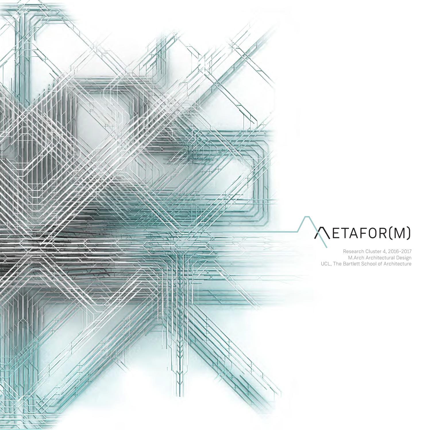 Metaform Portfolio By Miguel Garcia Jimenez Issuu Rc4 Wiring Diagram