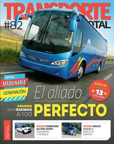 Revista Transporte Total Nº 82 (Septiembre 2017). by RS Chile - issuu 156b02c1e93