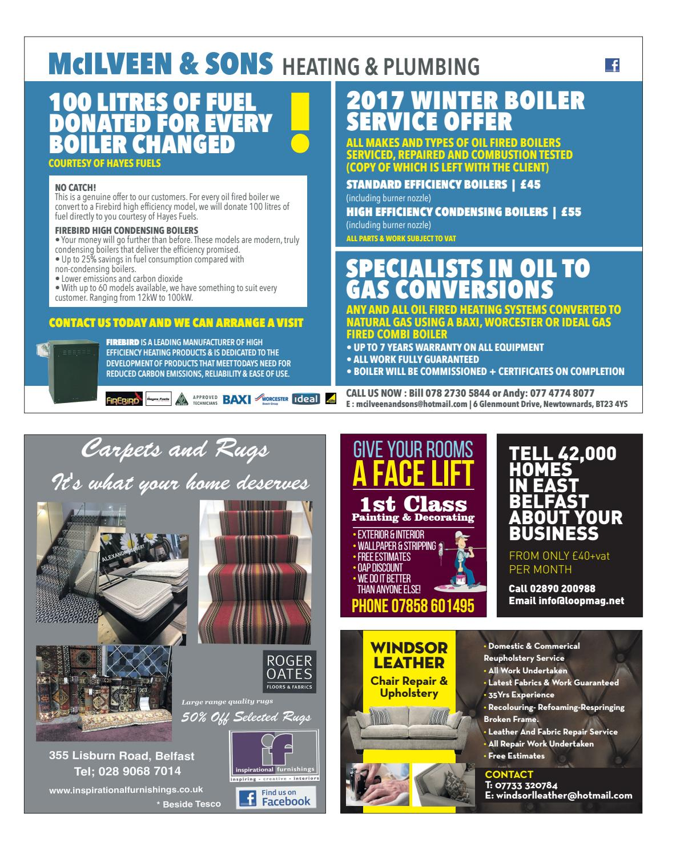 Loop Mag : East Belfast October 2017 by Loop Publications - issuu