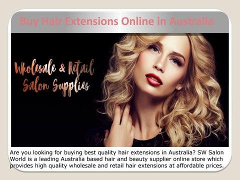 Buy hair extensions online in australia by salon world hair buy hair extensions online in australia pmusecretfo Gallery