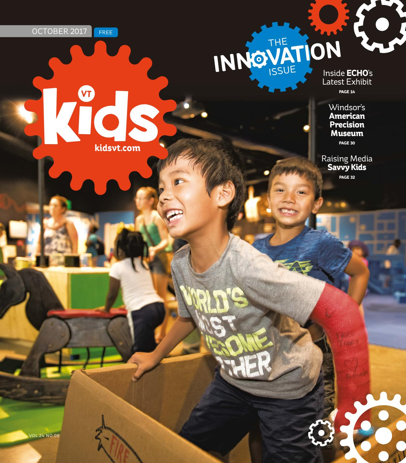 Kids Vt October 2017 By Issuu Elenco Snap Circuits Light The Granville Island Toy Company