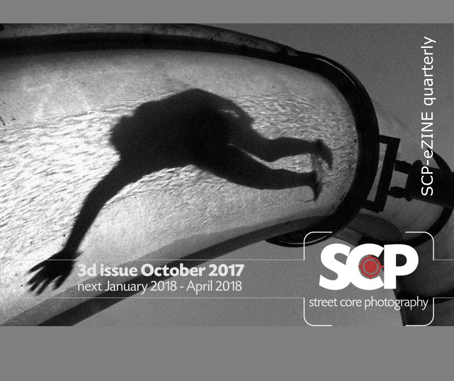 SCP eZINE - 3d issue - October 2017 by Street Core