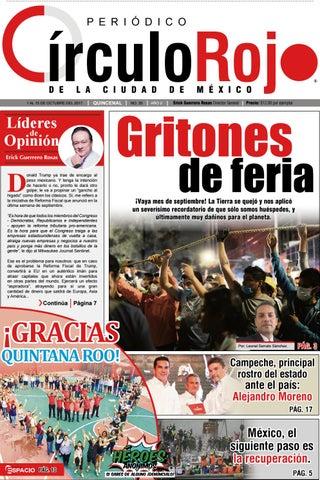 Periódico Círculo Rojo edición 35 by Círculo Rojo - issuu b3bb032b335