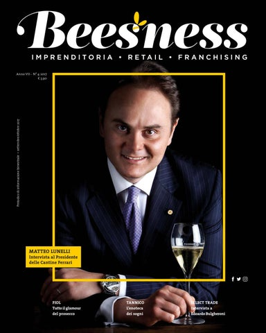 Matteo Bensi Calendario 2020.Beesness Matteo Lunelli By Beesness Issuu