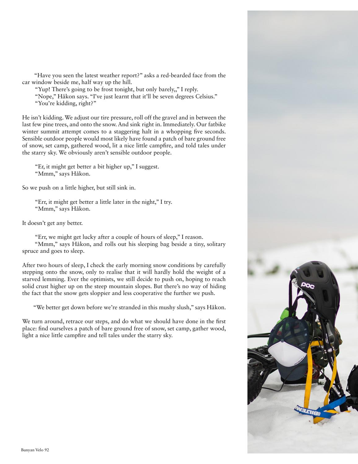 Bunyan Velo Travels On Two Wheels Issue No 07 By Lucas Winzenburg