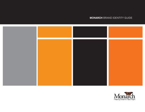 Monarch Brand Guide by Indiblu Creative - issuu