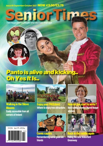 302e4f2c5fcde Senior Times Magazine Sept Oct 2017 by Senior Times Magazine - issuu