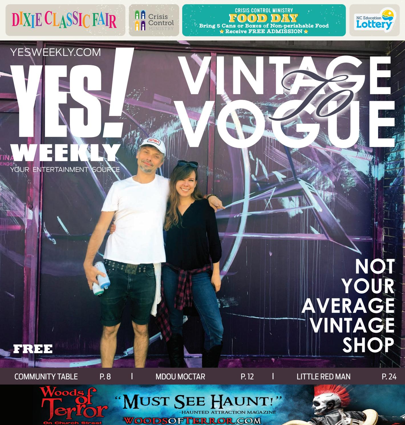 Yes! Weekly - October 4, 2017 by YES! Weekly - issuu