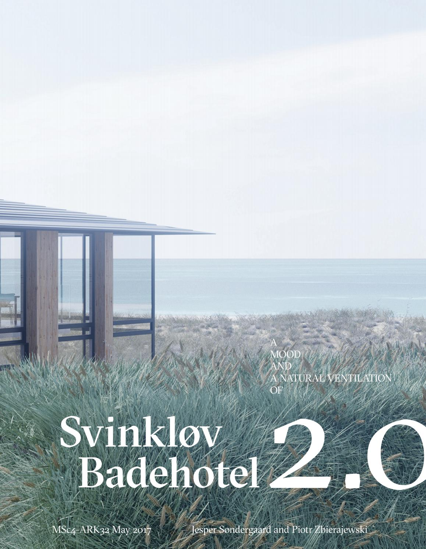 Svinklov Badehotel 2 0 By Zbieraj Issuu