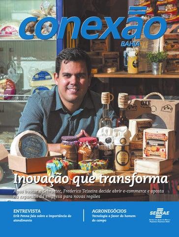 183284c3eb980 Revista Conexão Bahia 216 - Sebrae by Sebrae Bahia - issuu