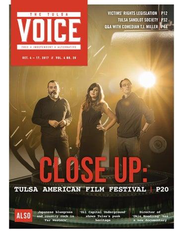 The Tulsa Voice Vol 4 No 20 By The Tulsa Voice Issuu
