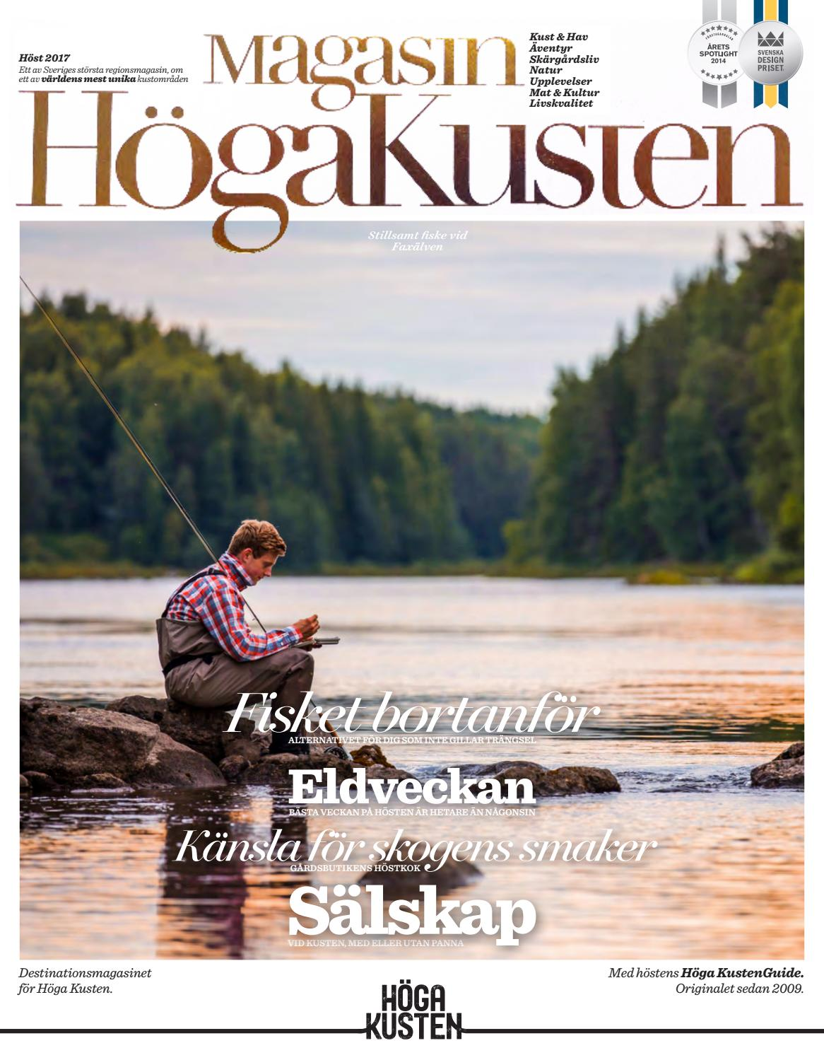 Magasin Höga Kusten 2017 Höst by Devocy Communication - issuu d3b3734a8d84b