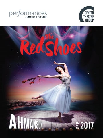 The Red Shoes At Center Theatre Group Performances Magazine