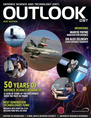 Science and Technology: A Five Year Outlook