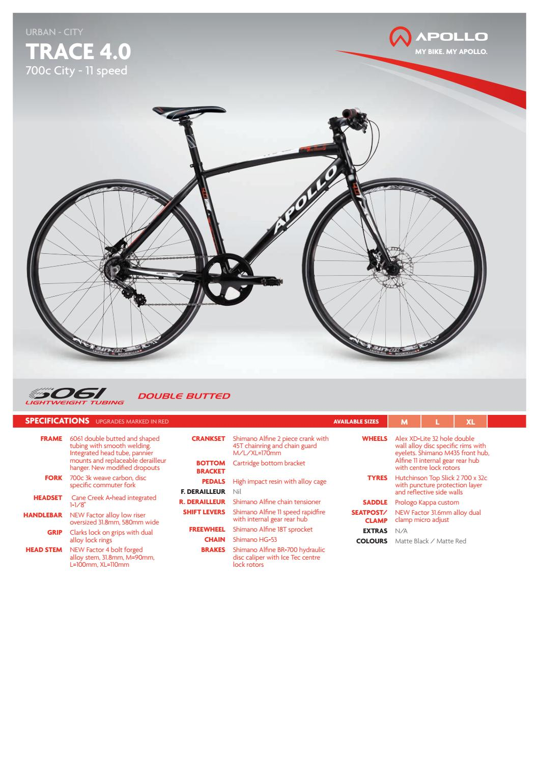 Apollo 2012 Catalogue by Apollo Bicycles - issuu
