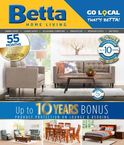 Betta Home Living October Furniture Catalogue 2017