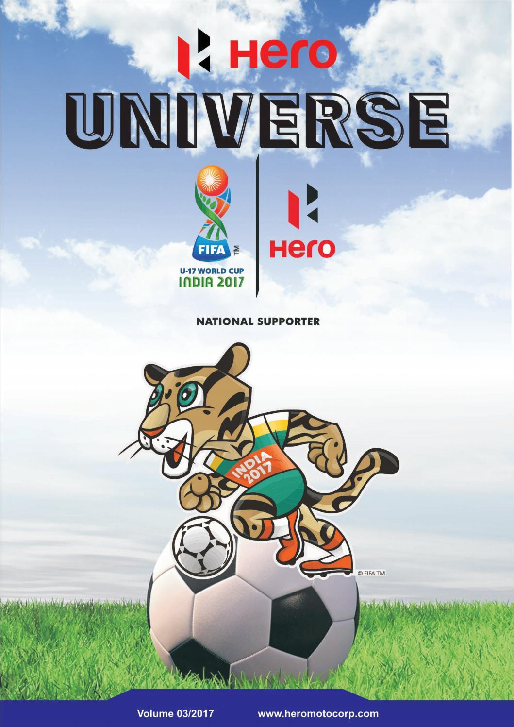 Hero Universe Magazine - Vol 3, 2017 by Admin - issuu