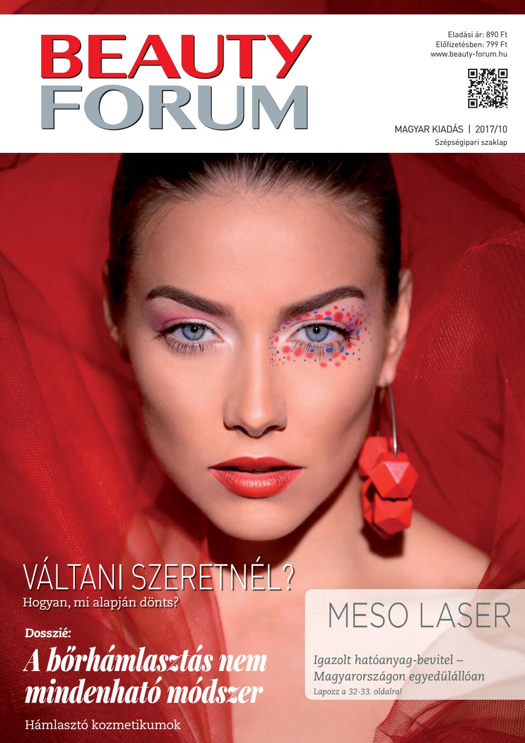 8fae1d851857 Beauty Forum eMagazin by Health and Beauty Kft - issuu