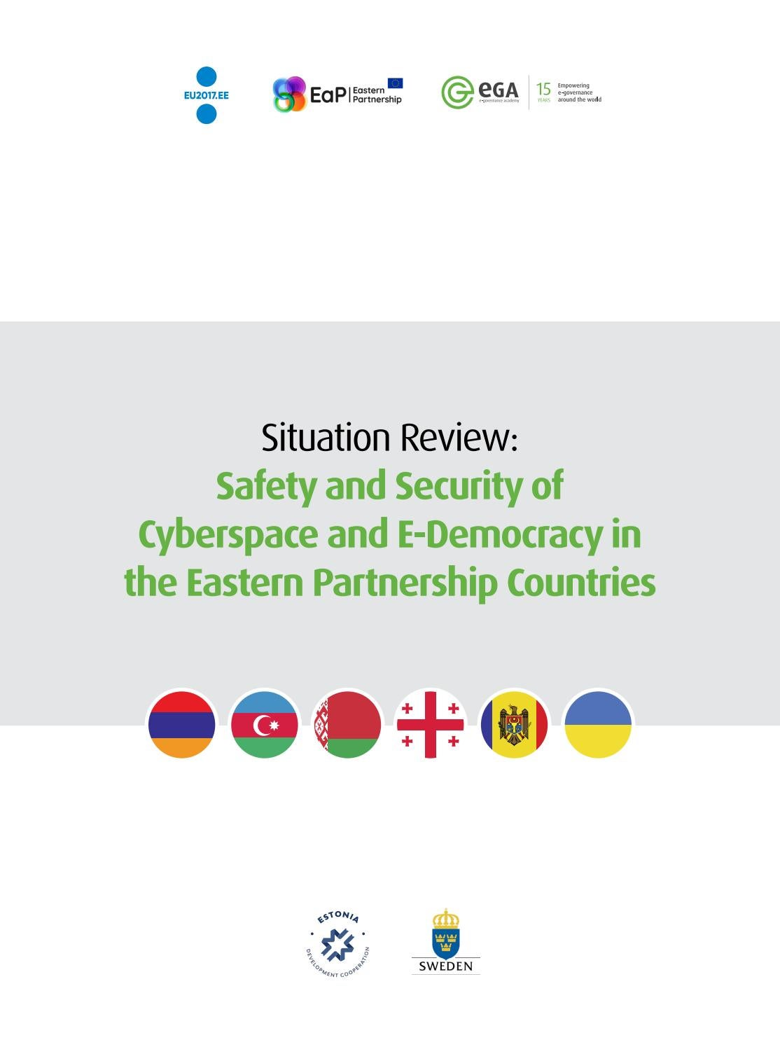 Situation Review: Safety and Security of Cyberspace and E-Democracy