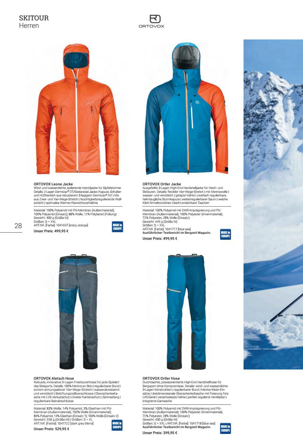 Bergzeit Winterhandbuch 17 18 by BERGZEIT issuu