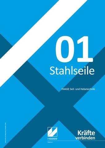 Haase Produktkatalog Kategorie Stahlseile by ppa Group Werbeagentur ...