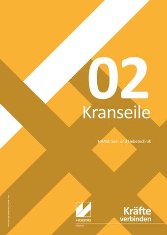 Haase Produktkatalog Kategorie Kranseile by ppa Group Werbeagentur ...