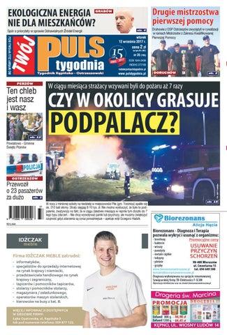 687b9841a36e3 Twój Puls Tygodnia - nr 765 - 12 września 2017 r. by Puls Tygodnia ...