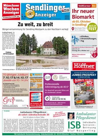 KW 40 2017 by Wochenanzeiger Me n GmbH issuu